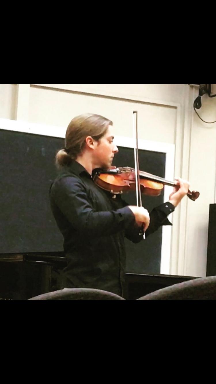 violin teacher in Dallas