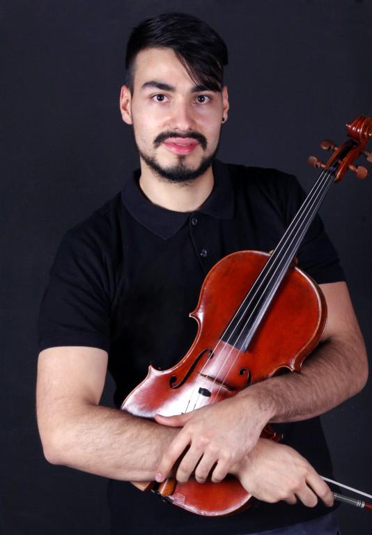 violin teacher dallas