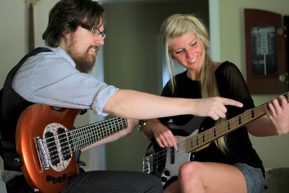 Bass Guitar Lessons   Learn Bass from a Professional Bass Player